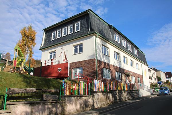 """Kita """"Villa Sonnenschein"""" in Steinach"""