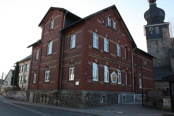 """Kindergarten """"Haus der kleinen Zwerge"""" in Mupperg"""